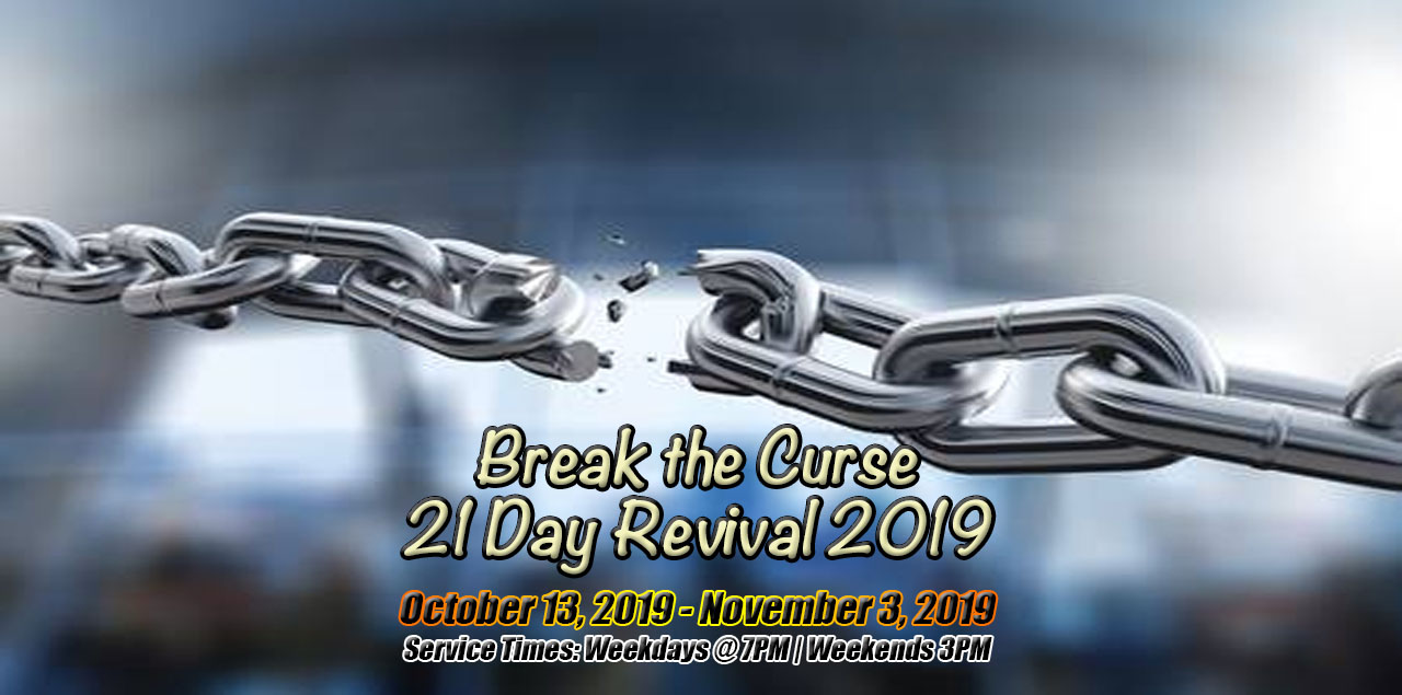 Break the Curse 21 Day Revival