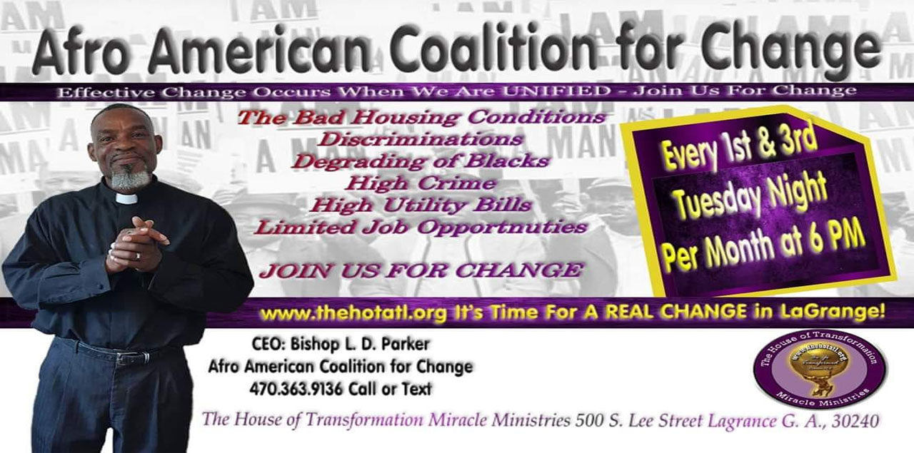 Coalition for CHANGE